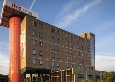 ibis Hotel Rotterdam Vlaardingen Buitenaanzicht