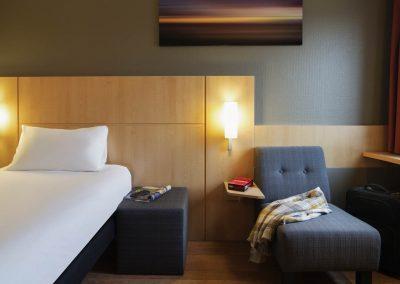 ibis Hotel Rotterdam Vlaardingen Einzelzimmer
