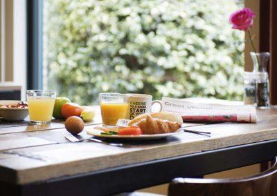 ibis Hotel Rotterdam Vlaardingen  Frühstück