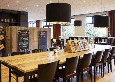 ibis Hotel Rotterdam Vlaardingen Restaurant